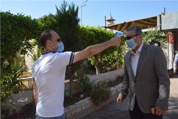 محافظ الغربية الدكتور أحمد عطا