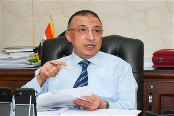 محمد الشريف محافظ الإسكندرية