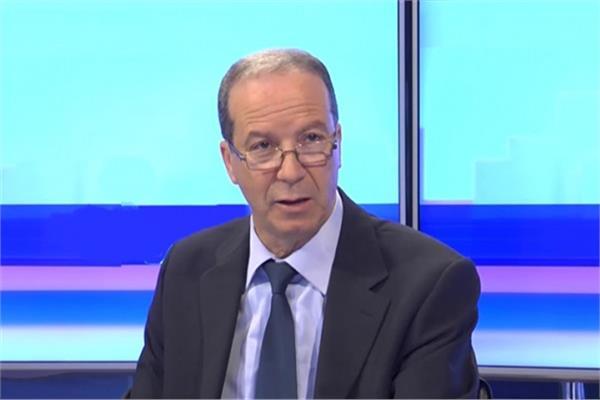 جمال فورار الناطق باسم اللجنة الوطنية لمتابعة فيروس كورونا بالجزائر
