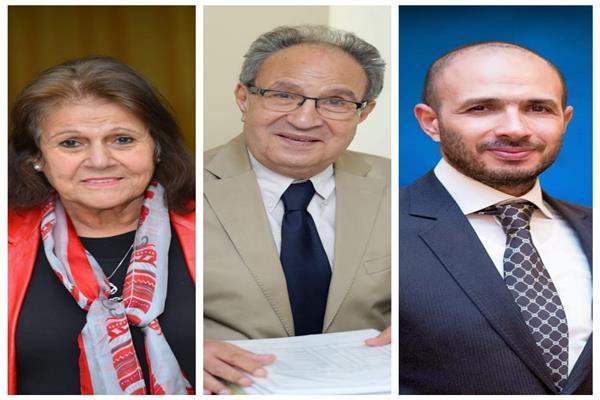 قيادات جامعة مصر