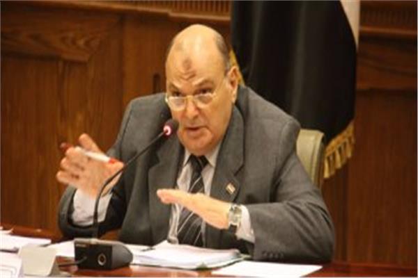 اللواء كمال عامر رئيس لجنة الدفاع والأمن القومي بمجلس النواب