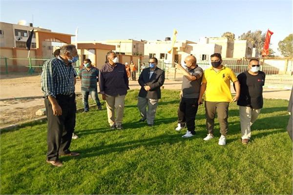 عودة النشاط الرياضي بمحافظة شمال سيناء