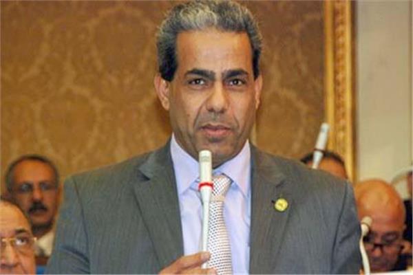النائب عاطف مخاليف، عضو لجنة الإسكان بمجلس النواب