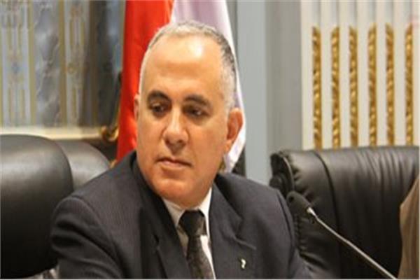 وزير الموارد المائية والري د.محمد عبد العاطي