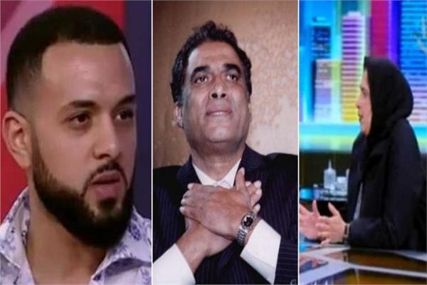 عائلة أحمد زكي تقاضي رامي عز الدين بسبب الميراث