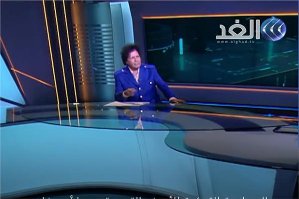 أحمد قذاف الدم المسؤول السياسي لجبهة النضال الوطني الليبية