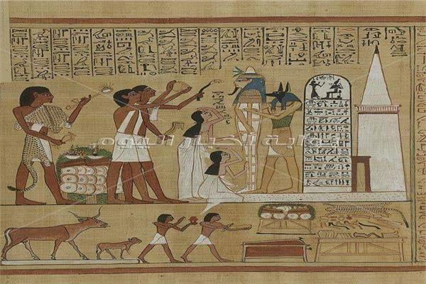 التحنيط في مصر القديمة