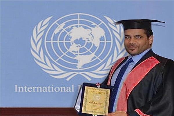 دكتوراه مصرية ل«رفيق نوفل» مؤسس الجمعية العربية للقانون الدولي