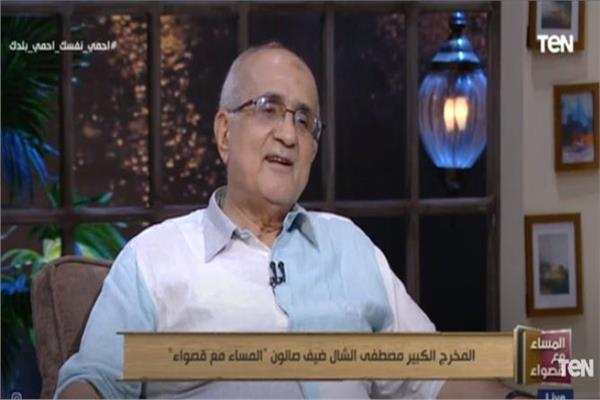 المخرج مصطفى الشال