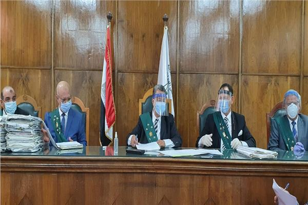 المحكمة الإدارية العليا برئاسة المستشار عادل بريك
