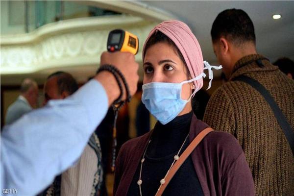 إجراءات متواصلة في مصر لمواجهة فيروس كورونا- أرشيفية