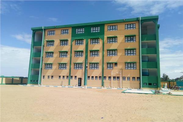 الانتهاء من إنشاء وتطوير 57 مدرسة بتكلفة 270 مليون بالفيوم