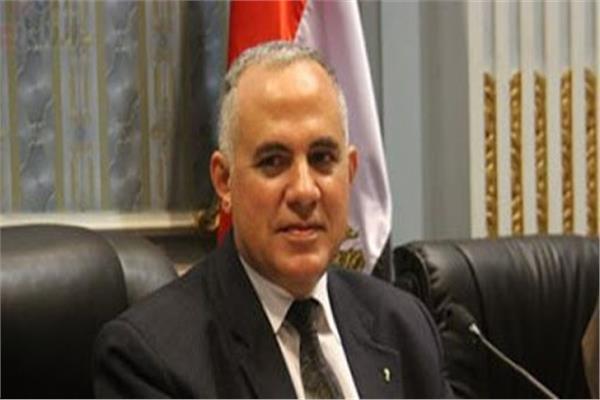 الدكتور محمد عبد العاطي وزير الري الموارد المائية والري
