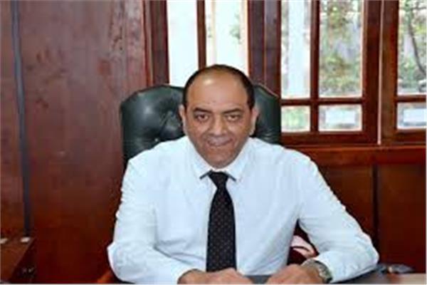 المهندس أسامة الشاهد النائب الأول لرئيس حزب الحركة الوطنية
