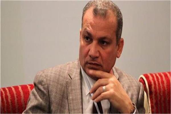 المهندس خالد صديق مدير صندوق العشوائيات