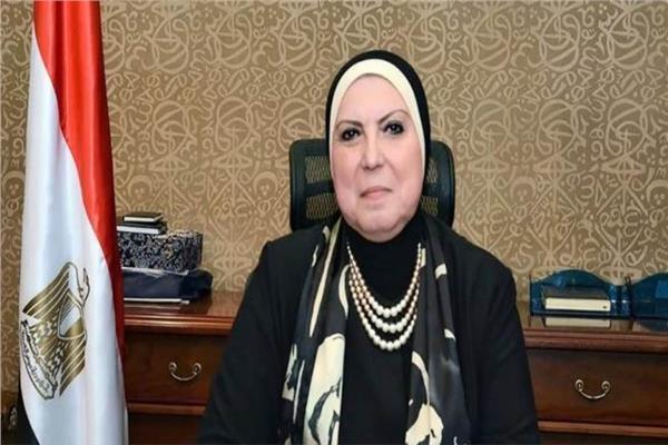 الدكتورة نيفين جامع وزيرة التجارة والصناعة