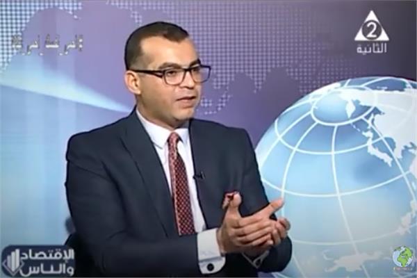 الدكتور أحمد سعيد خبير التشريعات الاقتصادية