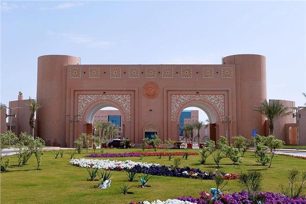 جامعة الملك فيصل - صورة موضوعية