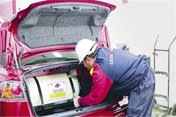 تحويل السيارات التي تعمل بالبنزين إلى غاز