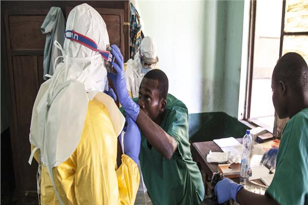 فيروس إيبولا ينتشر في غرب جمهورية الكونجو الديمقراطية
