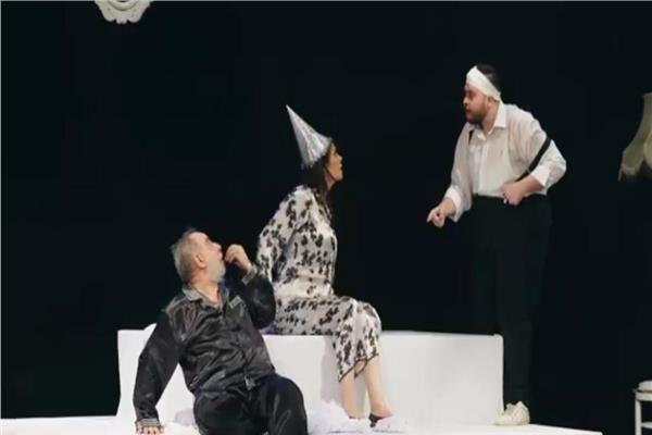 العرض المسرحي «فرحة»