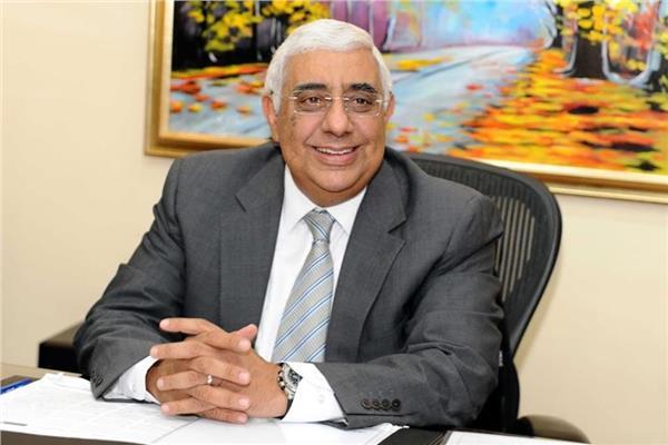 اشرف القاضي – رئيس مجلس إدارة المصرف المتحد