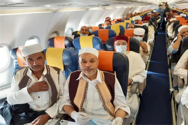 القاهرة تستقبل وفد القبائل الليبية