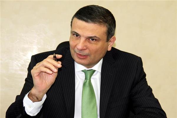 علاء فاروق رئيس مجلس إدارة البنك الزراعي المصري