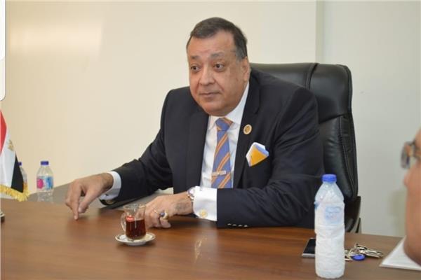 الدكتور محمد سعد الدين رئيس جمعية مستثمري الغاز المسال