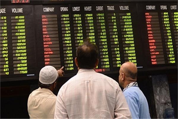 مؤشر بورصة كراتشي