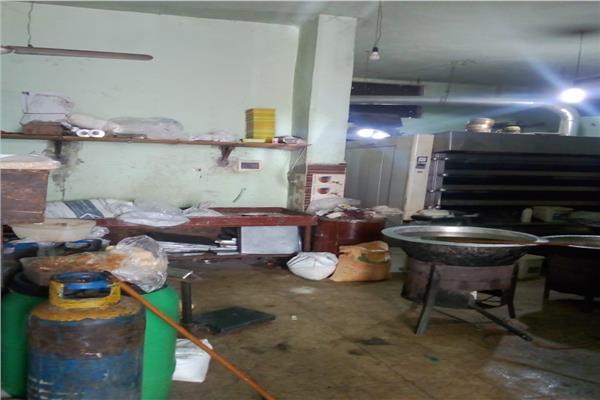 غلق 16 منشأة غذائية بالشرقية
