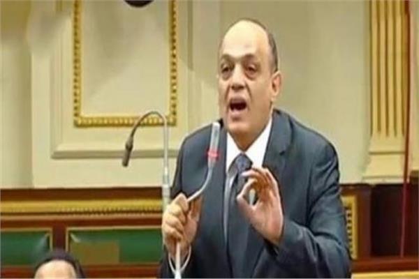 محمد كمال مرعي رئيس لجنة المشروعات المتوسطة والصغيرة بمجلس النواب
