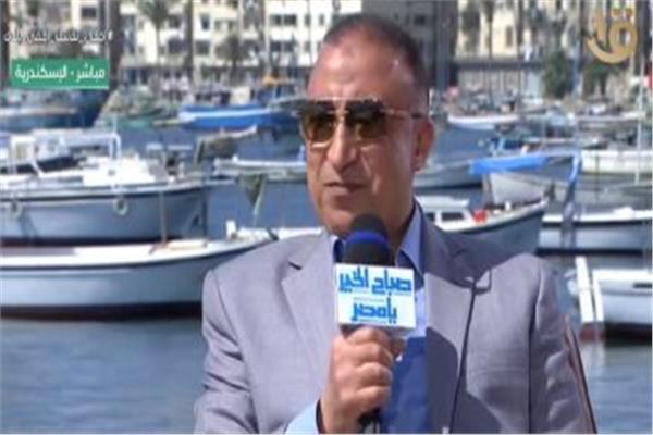 اللواء محمد الشريف ، محافظ الإسكندرية