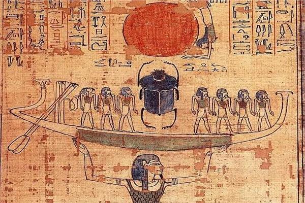 سر الإله الفرعوني نو.. لحظة خلق الكون بعد الانفجار العظيم