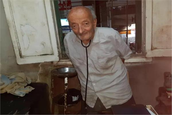 دكتور محمد مشالي «طبيب الغلابة»
