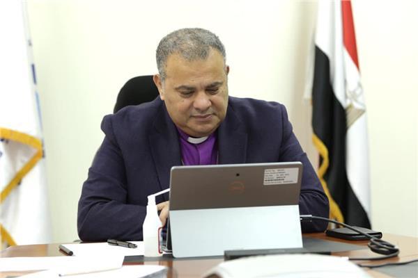 الدكتور القس أندريه زكي