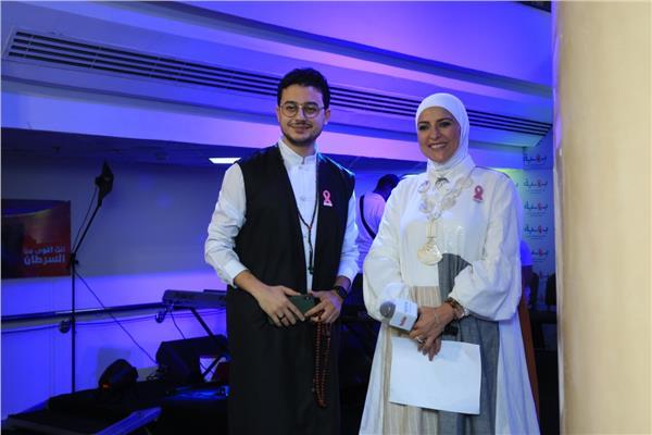 عبر البث الحى :بهية تقيم حفل انشاد دينى احتفالا بعيد الأضحى المبارك