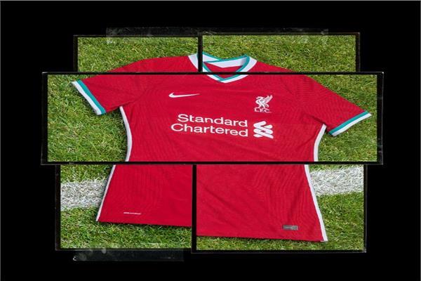ليفربول يعلن عن قميصه الجديد للموسم المقبل