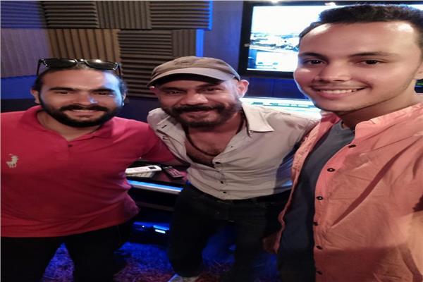 """"""" هاني رجب """" و """" ياسر ماجد """"  """" أحمد أشرف"""