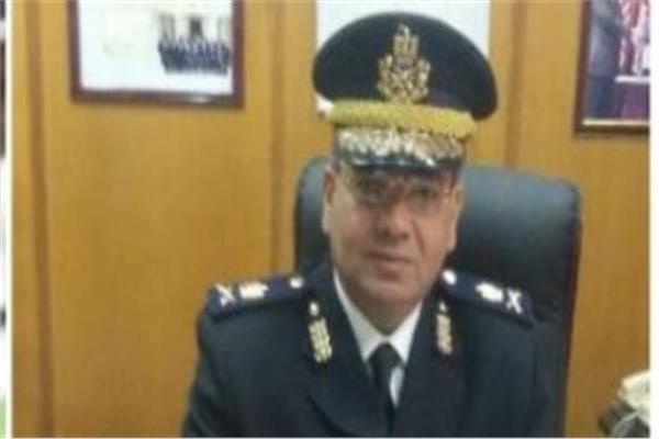 مدير أمن القليوبية اللواء فخر الدين العربي