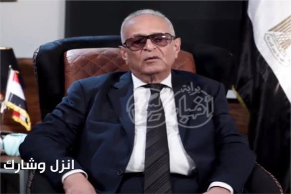 المستشار بهاء أبو شقة