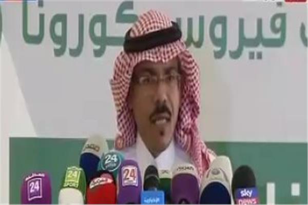 محمد العبد العالى المتحدث باسم وزارة الصحة السعودية