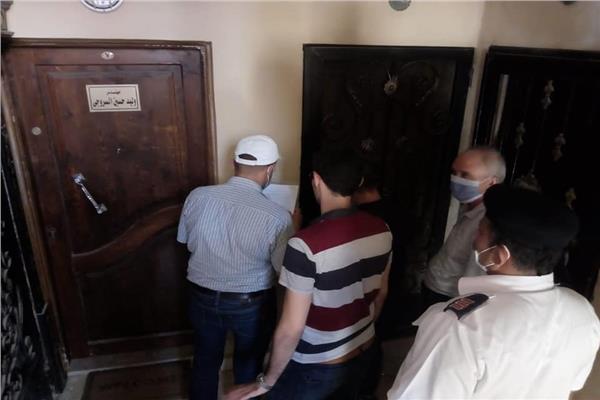 """لجنة الضبطية القضائية تشن حملة على وحدات """"الإسكان الاجتماعي"""" المخالفة بمدينة بدر"""