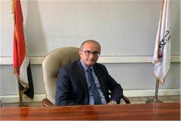 رئيس جهاز التمثيل التجاري الدكتور أحمد مغاوري