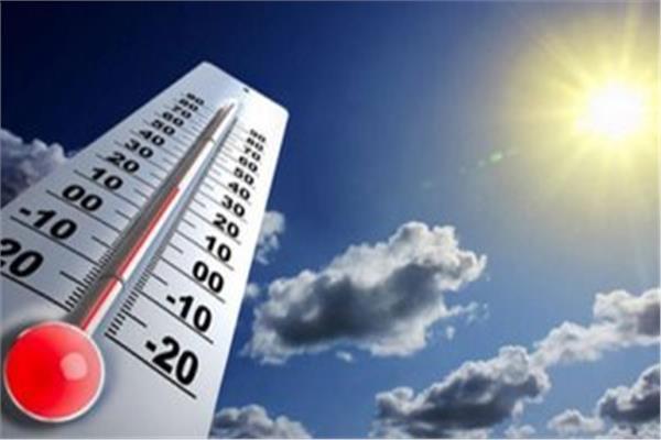 «الأرصاد»: استمرار ارتفاع درجات الحرارة ونسب الرطوبة