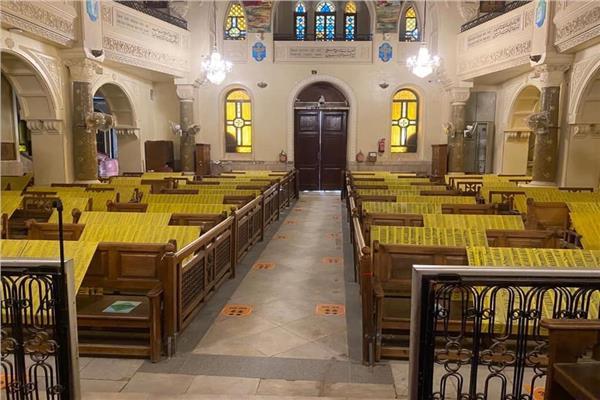 كنائس القاهرة والاسكندرية