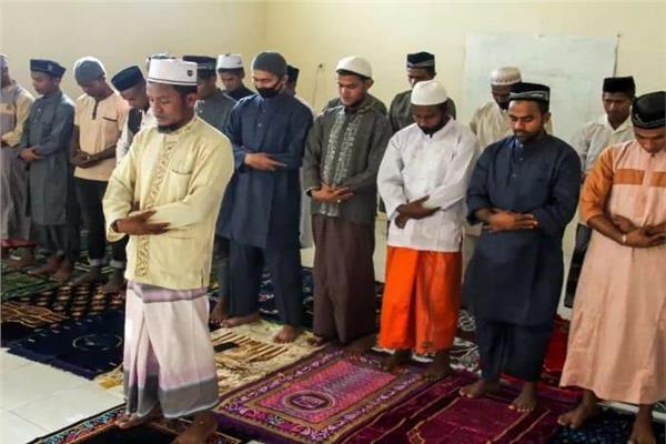 مسلمي الروهينجا خلال عيد الأضحى