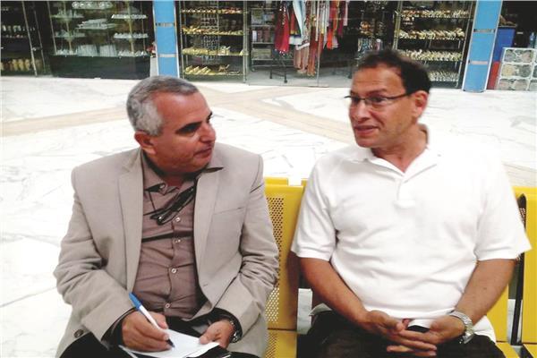 الدكتور أشرف والي خلال حواره لـ«بوابة أخبار اليوم»