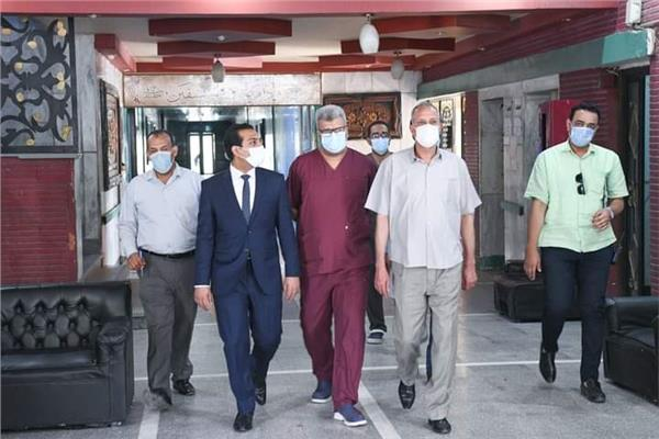 تعافي وخروج 311 حالة مصابة بفيروس كورونا من قنا العام