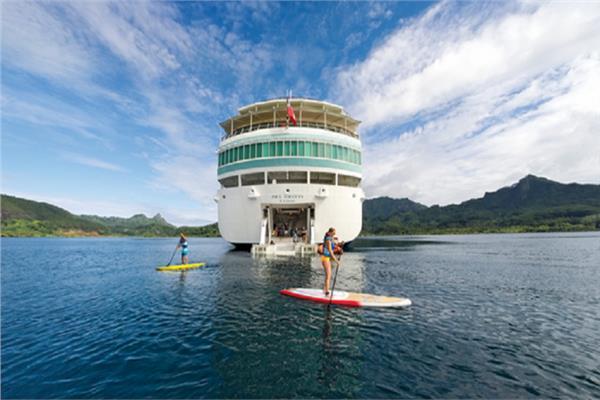 """سفينة """"بول غوغين"""" البحرية السياحية"""